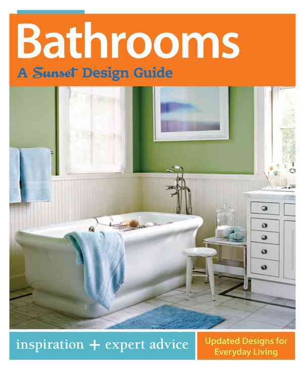 Bathrooms By Sunset Books (COR)