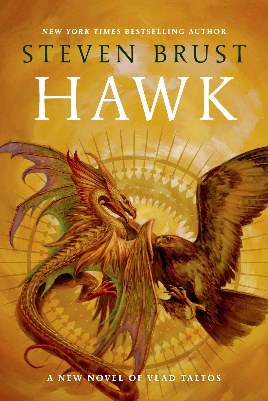 Hawk By Brust, Steven